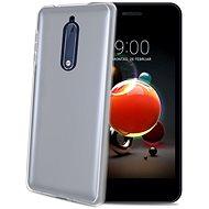 CELLY Gelskin pre Nokia 5.1/Nokia 5 (2018) bezfarebný - Kryt na mobil