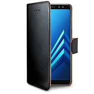 CELLY WALLY pro Samsung Galaxy A8 (2018) černé