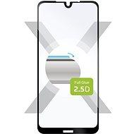 FIXED FullGlue-Cover na Nokia 4.2, lepenie cez celý displej, čierne