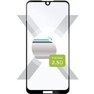 FIXED FullGlue-Cover na Nokia 2.2, lepenie cez celý displej, čierne