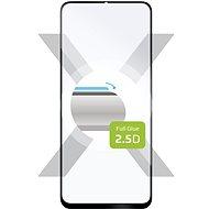 FIXED FullGlue-Cover pre Huawei P Smart S čierne - Ochranné sklo