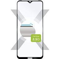 FIXED FullGlue-Cover pre Nokia 5.3 čierne - Ochranné sklo