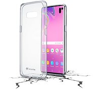 Cellularline CLEAR DUO na Samsung Galaxy S10e - Kryt na mobil