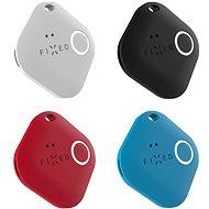 Bluetooth lokalizačný čip FIXED Smile PRO 4-PACK čierny biely modrý červený