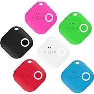FIXED Smile s motion senzorom 6-PACK (čierny, biely, červený, modrý, zelený, ružový) - Bluetooth lokalizačný čip