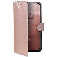 """CELLY Wally One, veľkosť XXXL na 5,5"""" – 6,0"""" ružové - Puzdro na mobil"""