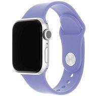FIXED Silicone Strap SET pre Apple Watch 38/40/41 mm orgovánový