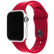 FIXED Silicone Strap SET for Apple Watch 38/40/41mm, Pomegranate