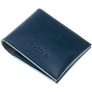 FIXED Smile Wallet se smart trackerem FIXED Smile PRO modrá