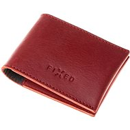 FIXED Smile Wallet se smart trackerem FIXED Smile PRO červená