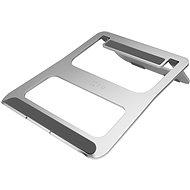 FIXED Frame Book na stôl pre notebooky strieborný - Stojanček