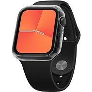 FIXED pre Apple Watch 44 mm číre - Ochranný kryt na hodinky