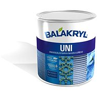 BALAKRYL Uni mat biela 0100 0,7 kg - Farba