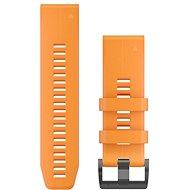 Garmin QuickFit 26 silikónový oranžový - Remienok