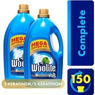 WOOLITE Complete 2 × 4,5 l (150 praní)