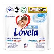 LOVELA Baby gel capsules for washing 23 pcs - Washing Capsules