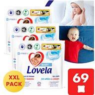 LOVELA Baby gel capsules for washing 3 × 23 pcs - Washing Capsules