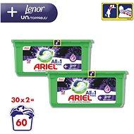ARIEL Touch of Lenor Unstoppables 2× 30 ks - Kapsuly na pranie