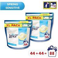 LENOR Sensitive 2 × 44 pcs - Washing Capsules