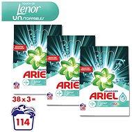 ARIEL Touch of Lenor Unstoppables 3× 2,85 kg (114 praní)
