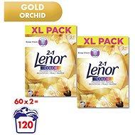 LENOR Gold Color 2× 3,9 kg (120 praní)