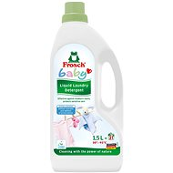 FROSCH  EKO Baby Hypoalergény prací gél na dojčenskú bielizeň 1,5 l (21 praní) - Ekologický prací gél