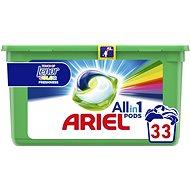 ARIEL Touch of Lenor Color 33 ks - Kapsuly na pranie
