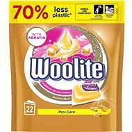 WOOLITE Pro-Care s keratínom, 22 ks - Kapsuly na pranie