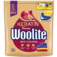 WOOLITE Color s keratínom, 33 ks - Kapsuly na pranie