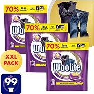 WOOLITE Black Darks Denim s keratínom 99 ks
