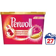 PERWOLL Renew & Care, Color, 27 ks - Kapsuly na pranie