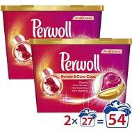 PERWOLL Renew & Care, Color, 2× 27 ks - Kapsuly na pranie