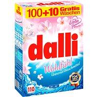 DALLI Wohlfühl Universal with Flower Scent 7.15kg (110 washes) - Washing Powder
