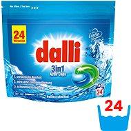 Dalli Activ 3 v 1 – Univerzálne 24 ks - Kapsuly na pranie