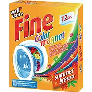Well Done Fine Color Absorbing Wipes with Fragrance 12 pcs - Washing Machine Sheets