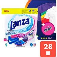 LANZA Total Power Gel Caps 2in1 28 ks (28 praní) - Kapsuly na pranie