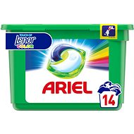 ARIEL Touch of Lenor 3in1 14 ks (14 praní) - Kapsuly na pranie