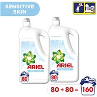 ARIEL Sensitive 2 x 4,4 l (160 praní)