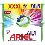 ARIEL Color 3in1 56 ks - Kapsuly na pranie