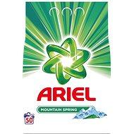 ARIEL Mountain Spring 3,75 kg (50 praní) - Prací prášok