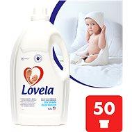 LOVELA Gél Biela 4,7 l (50 praní) - Tekutý prací prostriedok
