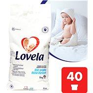 LOVELA Prášok Biela 5 kg (40 pranie) - Prací prášok