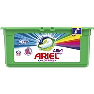 ARIEL Touch of Lenor 3in1 28ks - Kapsuly na pranie
