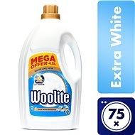 WOOLITE Extra White 4,5 l (75 praní) - Prací gél