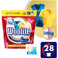 WOOLITE Mix Colors 28 ks - Kapsuly na pranie
