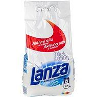 LANZA Fresh & Clean Biela 6,75 kg (90 praní) - Prací prášok