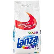 LANZA Fresh & Clean Color 6,75 kg (90 praní) - Prací prášok