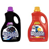 WOOLITE Extra Dark 2 l (33 praní) + WOOLITE Extra Color 2 l (33 praní) - Súprava