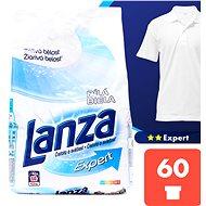 LANZA Expert Biela 4,5 kg (60 praní) - Prací prášok
