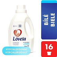 LOVELA Gél biela 1,5 l (16 praní) - Prací gél